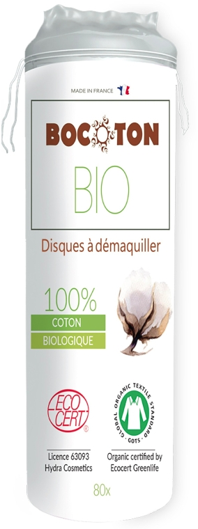 Bio Wattepads 80 St. - Bocoton