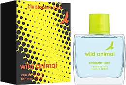 Christopher Dark Wild Animal - Eau de Toilette — Bild N2