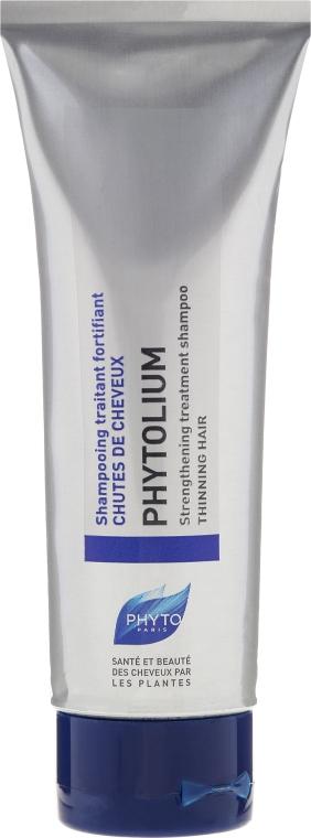 Stärkendes Shampoo gegen Haarausfall mit Rooibos-Extrakt - Phytolium Strengthening Treatment Shampoo — Bild N2