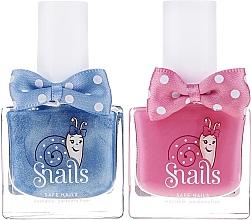 Düfte, Parfümerie und Kosmetik Kinder-Nagellack-Set 2x10,5ml - Snails Mini Bebe Dream Big