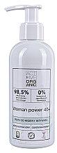 Düfte, Parfümerie und Kosmetik Flüssigkeit für die Intimhygiene 40+ - Active Organic Active Woman 40+
