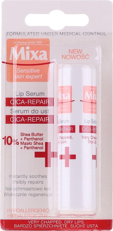 Lippenserum - Mixa Cica-Repair Lip Serum