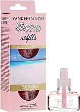 Düfte, Parfümerie und Kosmetik Nachfüller Pink Sands für elektrischen Duftstecker - Yankee Candle