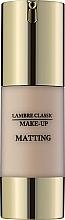 Düfte, Parfümerie und Kosmetik Mattierende Foundation - Lambre Classic Make-Up Matting