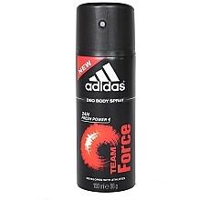 Düfte, Parfümerie und Kosmetik Adidas Team Force 24h Fresh Power Deo Body Spray - Deospray