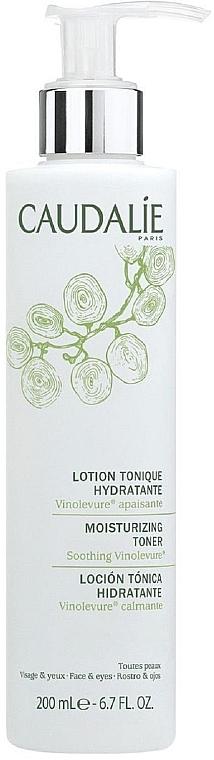 Hydratisierende Lotion für eine perfekte und belebende Reinigung - Caudalie Moisturizing Toner — Bild N1