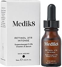 Düfte, Parfümerie und Kosmetik Gesichtsserum für die Nacht mit Vitamin A 0,3 % - Medik8 Retinol 3TR+ Intense