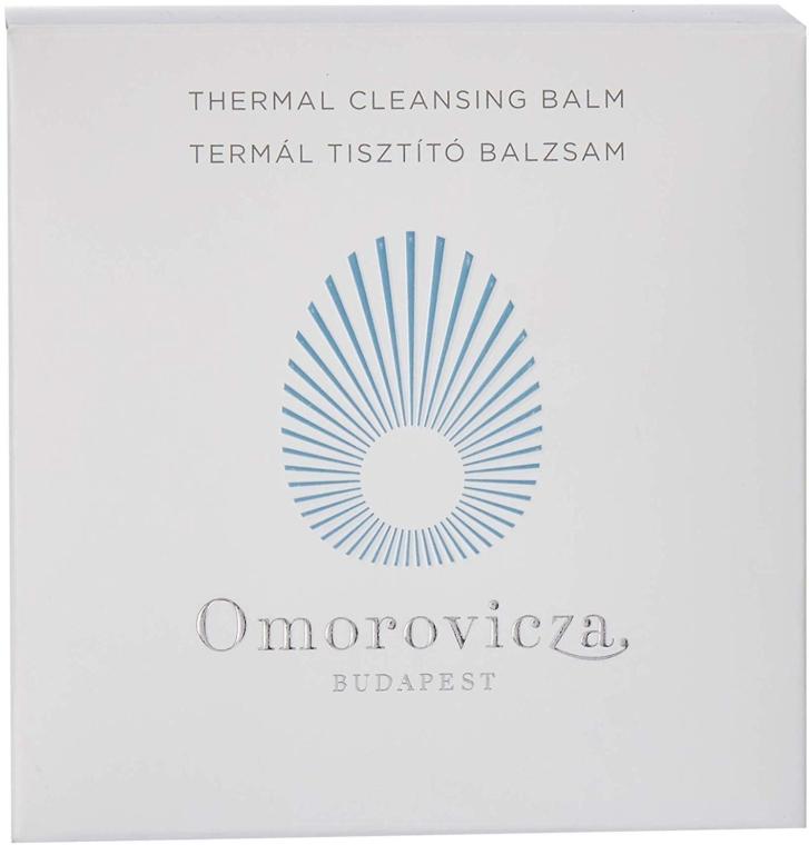 Reichhaltiger Reinigungsbalsam für das Gesicht mit ungarischem Moor-Schlamm - Omorovicza Thermal Cleansing Balm