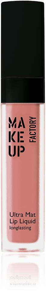 Matter flüssiger Lippenstift - Make up Factory Ultra Mat Lip Liquid — Bild 08 - Really Nude