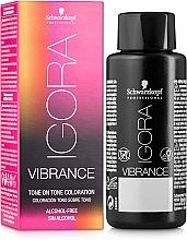 Düfte, Parfümerie und Kosmetik Haarfarbe - Schwarzkopf Professional Igora Vibrance Tone On Tone