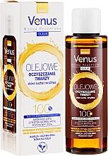 Düfte, Parfümerie und Kosmetik Gesichtsreinigungsöl für trockene und empfindlche Haut - Venus Cleansing Oil