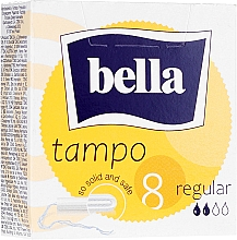 Düfte, Parfümerie und Kosmetik Tampons Regular 8 St. - Bella Tampo Premium Comfort Regular