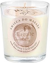 Düfte, Parfümerie und Kosmetik Massagekerze im Glas Straffender Kaffee - Flagolie Coffee Firming Massage Candle