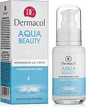 Feuchtigkeitsspendende Gel-Creme für das Gesicht - Dermacol Aqua Beauty — Bild N1