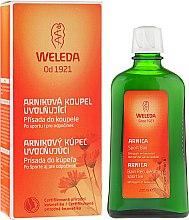 Düfte, Parfümerie und Kosmetik Entspannende Bademilch mit Arnika - Weleda Arnika Recuperating Bath Milk