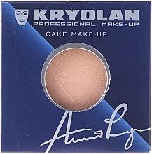 Düfte, Parfümerie und Kosmetik Kompaktpuder für Gesicht - Kryolan Cake Make-up