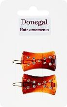 Düfte, Parfümerie und Kosmetik Haarspangen 2 St. - Donegal