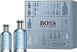 Düfte, Parfümerie und Kosmetik Hugo Boss Bottled Tonic - Duftset (Eau de Toilette 100ml + Eau de Toilette 30ml)