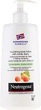 Düfte, Parfümerie und Kosmetik Körperlotion - Neutrogena Nourishing Body Lotion With Nordic Berry Normal To Dry Skin