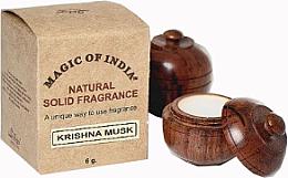 Düfte, Parfümerie und Kosmetik Natürliches Cremeparfum Krishna Musk - Shamasa