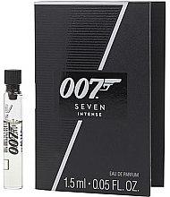 Düfte, Parfümerie und Kosmetik James Bond 007 Seven Intense - Eau de Parfum (Probe)