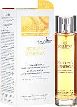 Düfte, Parfümerie und Kosmetik Aromatisches Wasser mit ätherischen Ölen und Extrakten aus Zitrusfrüchten - Collistar Benessere Dell'Energia Acqua Aromatica Spray