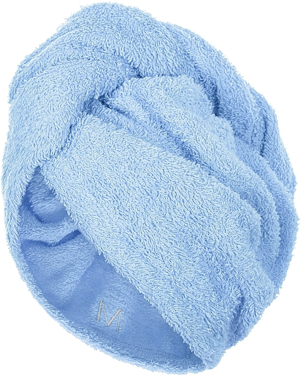 Haarturban blau - MakeUp