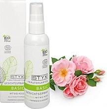 Düfte, Parfümerie und Kosmetik Gesichtsspray mit Bio Rose - Styx Naturcosmetic