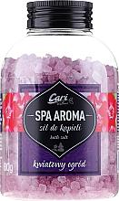 Düfte, Parfümerie und Kosmetik Badesalz Blumengarten - Cari Spa Aroma Salt For Bath