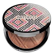 Düfte, Parfümerie und Kosmetik Bronzepuder mit 3 Farbnuancen - Atrdeco All Seasons Bronzing Powder