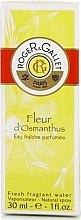Roger & Gallet Fleur D'Osmanthus - Eau de Parfum — Bild N5