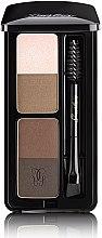 Düfte, Parfümerie und Kosmetik Augenbrauen-Make-up - Guerlain Eyebrow Kit