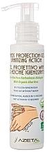 Düfte, Parfümerie und Kosmetik Antiseptisches schützendes Handreinigungsgel mit Aloe Vera - Azeta Bio Hands Protection Gel Sanitizing Action