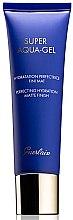 Düfte, Parfümerie und Kosmetik Mattierendes und feuchtigkeitsspendendes Gesichtsgel - Guerlain Super Aqua-Gel