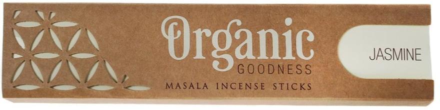 Duftstäbchen Jasmin - Song Of India Organic Goodness Jasmine