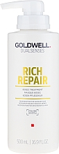 """Düfte, Parfümerie und Kosmetik Haarmaske """"Rich Repair"""" für trockenes, geschädigtes und gestresstes Haar - Goldwell Rich Repair Treatment"""