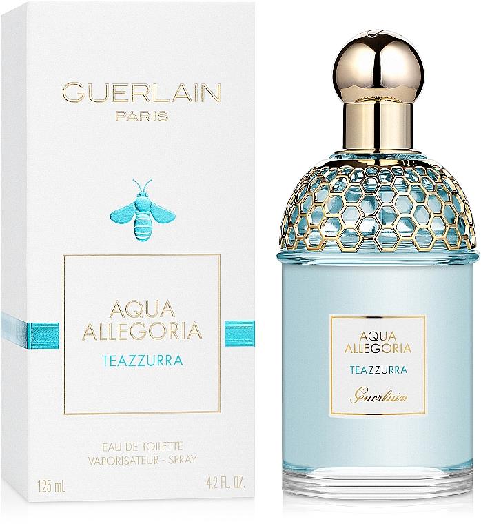 Guerlain Aqua Allegoria Teazzurra - Eau de Toilette  — Bild N2