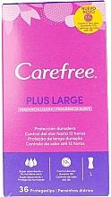 Düfte, Parfümerie und Kosmetik Slipeinlagen Plus Large Maxi 36 St. - Carefree Plus Large Maxi