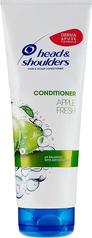 Anti-Schuppen Haarspülung mit Apfelduft - Head & Shoulders Apple Fresh