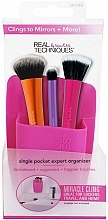 Düfte, Parfümerie und Kosmetik Make-up Pinsel-Organizer rosa - Real Techniques Single Pocket Expert Beauty Organizer Pink