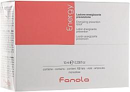 Düfte, Parfümerie und Kosmetik Lotion gegen Haarausfall in Ampullen - Fanola Energy Anti Hair Loss Lotion