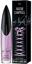 Düfte, Parfümerie und Kosmetik Naomi Campbell At Night - Eau de Toilette