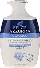Düfte, Parfümerie und Kosmetik Milde flüssige Intimseife Classic - Felce Azzurra Classic Intimate Wash