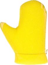 Düfte, Parfümerie und Kosmetik Massage-Handschuh Aqua 6021 gelb - Donegal Aqua Massage Glove