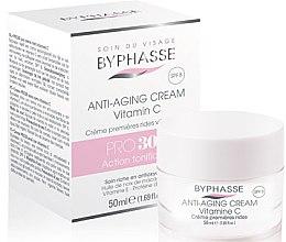 Düfte, Parfümerie und Kosmetik Anti-Aging Gesichtscreme mit Vitamin C 30+ - Byphasse Anti-aging Cream Pro30 Years Vitamin C
