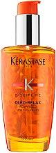 Düfte, Parfümerie und Kosmetik Haarfluid mit Shorea- und Palmöl - Kerastase Discipline Oleo-Relax Advanced Morpho-Huiles
