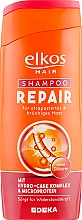 Düfte, Parfümerie und Kosmetik Shampoo für strapaziertes und brüchiges Haar - Elkos Hair Shampoo Repair