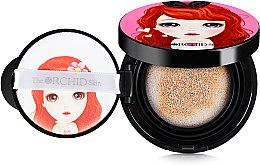 Düfte, Parfümerie und Kosmetik Cushion mit Schminkschwamm - The Orchid Skin Flower Smart Cushion Mochi SPF50/PA+++