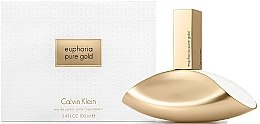 Düfte, Parfümerie und Kosmetik Calvin Klein Euphoria Pure Gold - Eau de Parfum