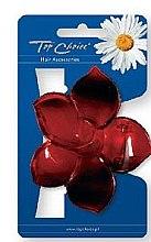 Düfte, Parfümerie und Kosmetik Haarklammer 24405 rot - Top Choice